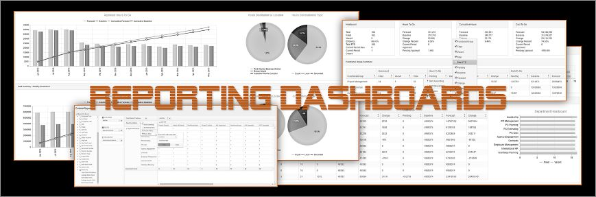 Reporting Dashboards